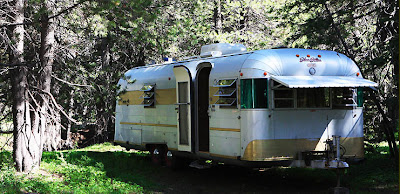Rustic Travel Trailers