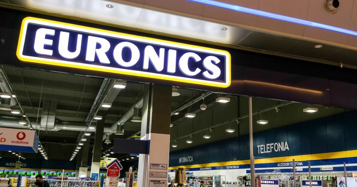 Smartphone scontati da Euronics per l'acquisto online