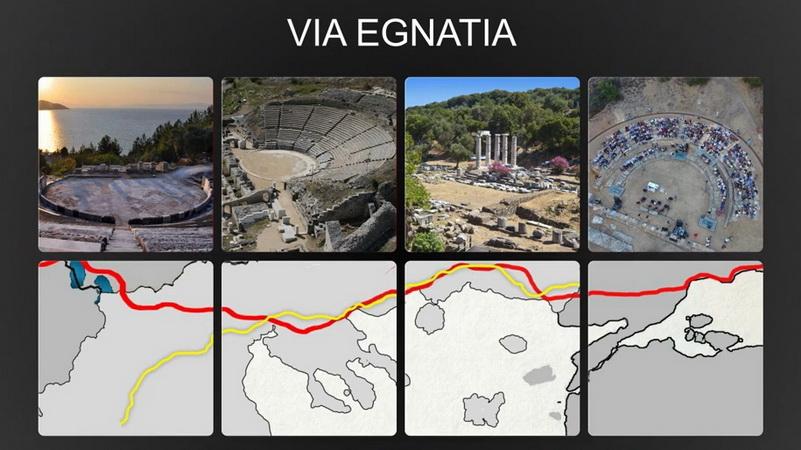 Πολιτιστική Διαδρομή «VIA EGNATIA» στο Μέγαρο Μουσικής Αθηνών
