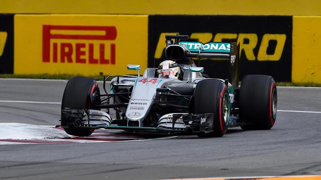 Latihan Bebas 2 GP F1 Canada : Hamilton Masih Tercepat