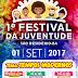 Prefeitura Municipal de São Desidério realiza o 1º Festival da Juventude