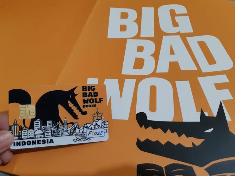 Buku Impor Murah di Pameran Big Bad Wolf dan Ribut Soal Pajak