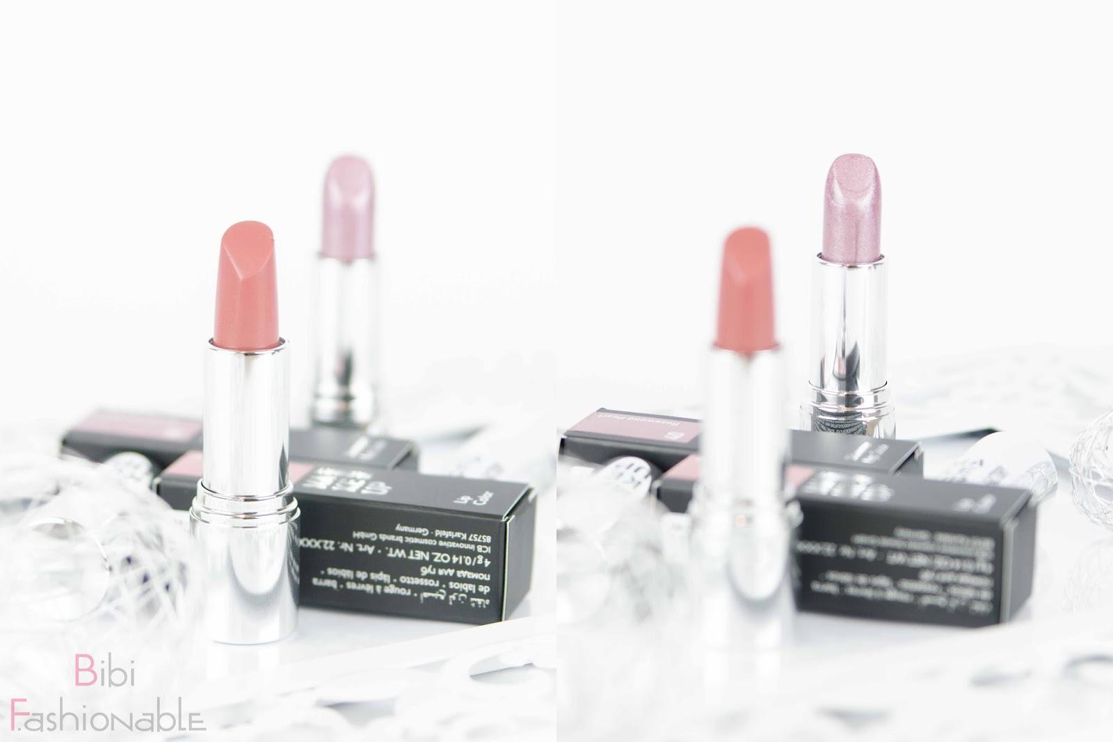 Make Up Factory Dark Elegance of a Swan bLip Color Shimmer Lip Stick