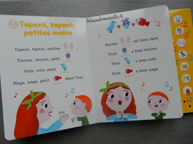 || Comptines pour mon bébé (Présentation & Avis)(Chut, les enfants lisent # 45)