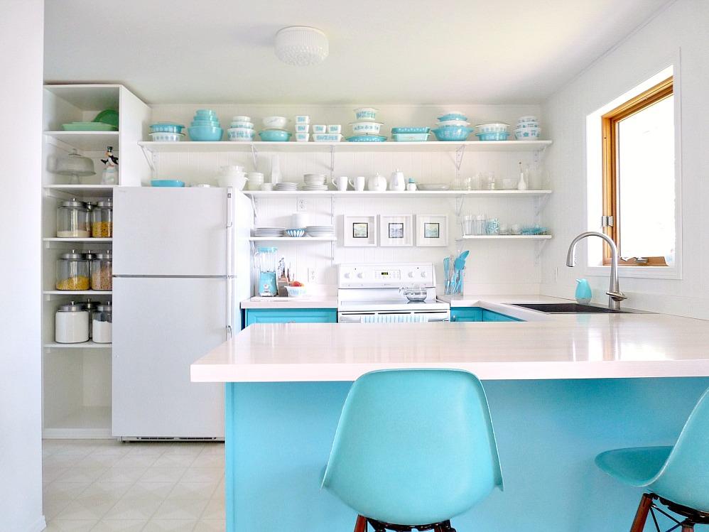 Colorful Kitchen Ideas