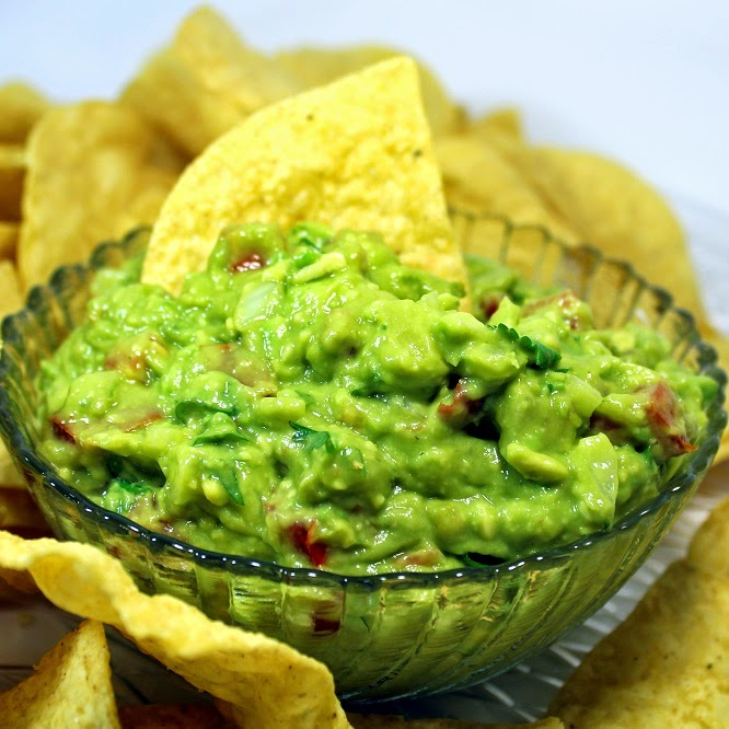 Really Good Guacamole What Could Be Better