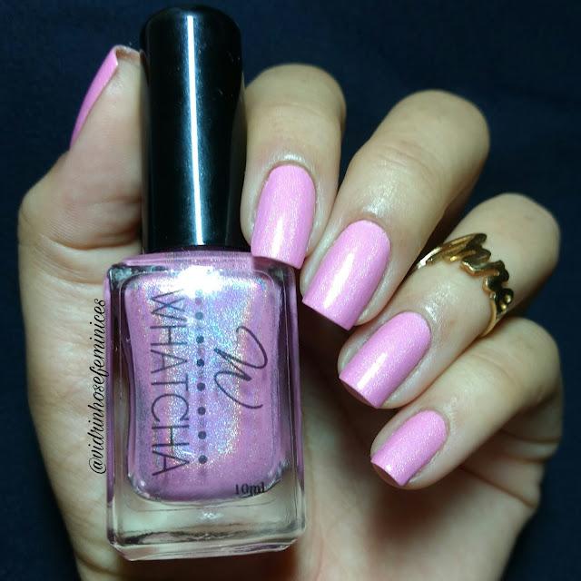 esmalte twinkle toes coleção unicórnios whatcha
