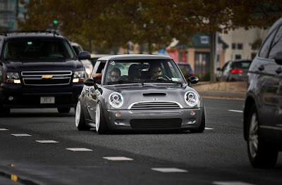 Mini Cooper Urban City Car