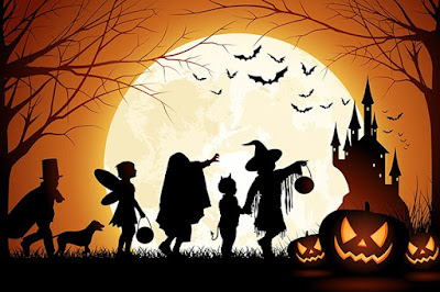 Samhain, Halloween, Dia das Bruxas, Trick or Treat