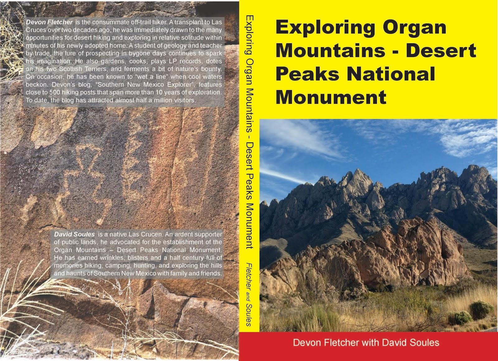 Southern New Mexico Explorer: Exploring Organ Mountains