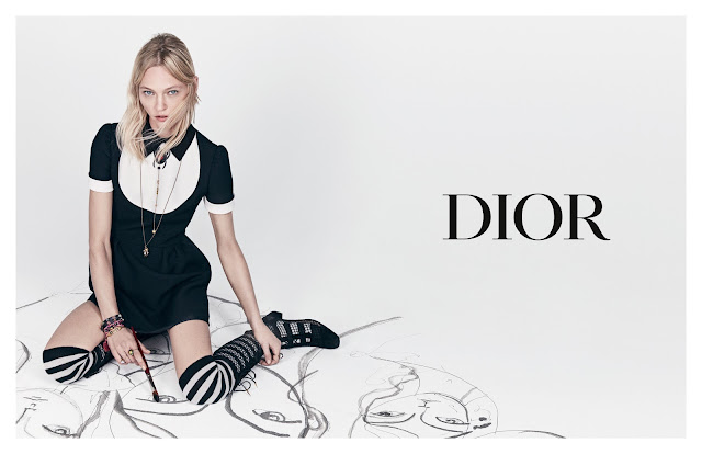 Dior Spring Summer 2018 Campaign