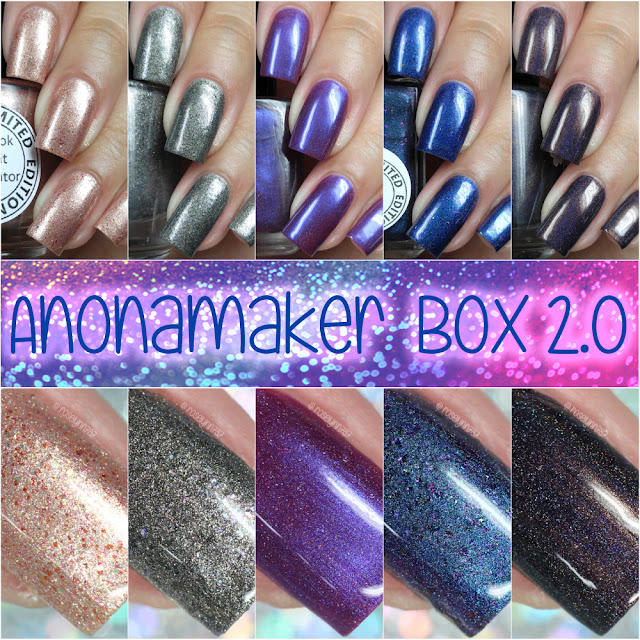 Anonamaker Box 2nd Edition