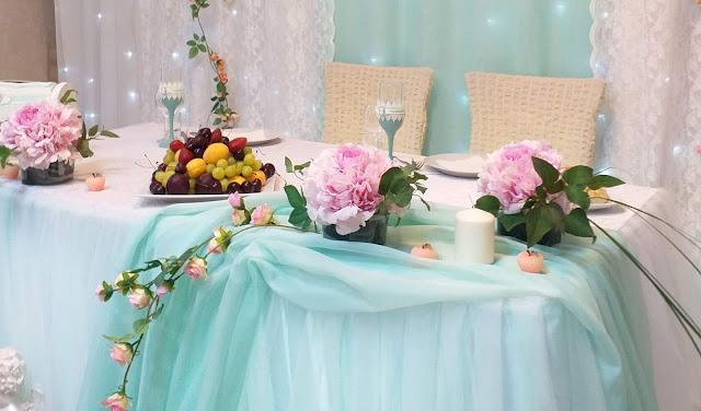 Свадебное оформление в Невьянске