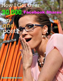 Facebook, social media, blogging tips