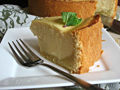 A German Inspired Cheesecake