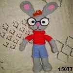 patron gratis conejo amigurumi, free pattern amigurumi rabbit