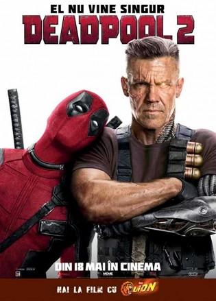 Deadpool 2 2018 Movie Free Download 720p BluRay DualAudio