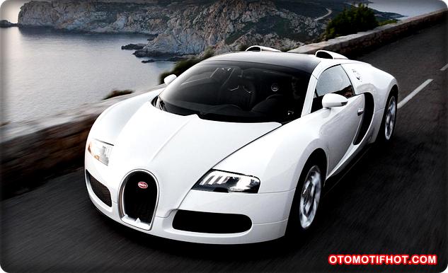 Foto Mobil Tercepat di Dunia Bugatti Veyron