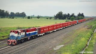 Creció considerablemente el tráfico de trenes de NCA