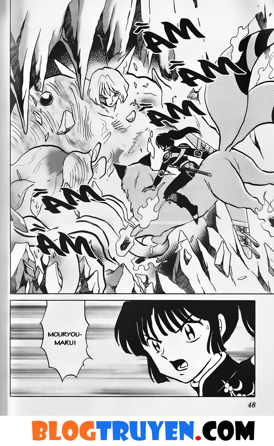 Inuyasha vol 38.3 trang 9