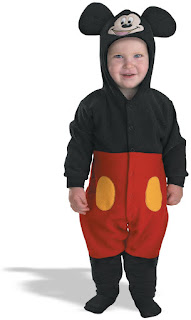 Mickey Mouse Theme Kids Costume