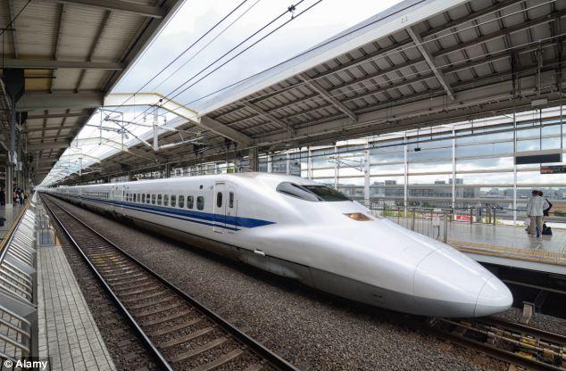 shinkansen jepang | liataja.com