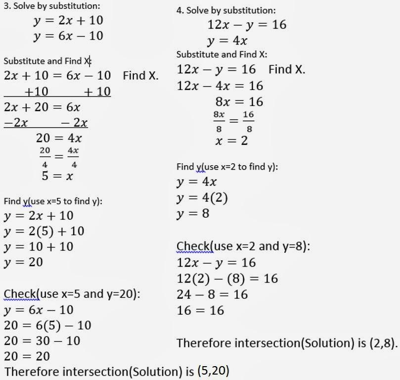 8th Grade Math - Mr. Suhail