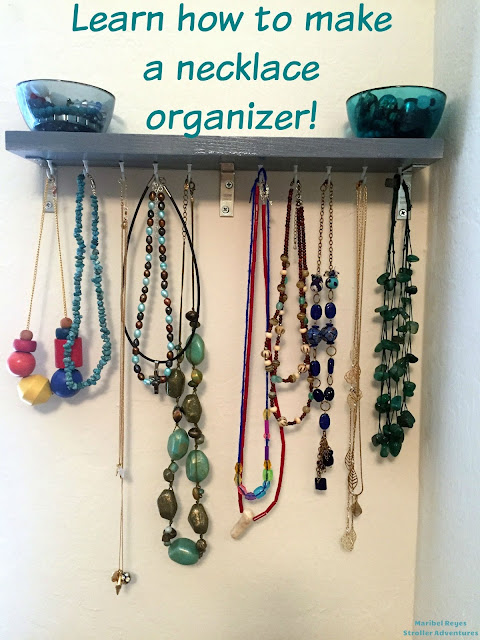 D.I.Y. Necklace Display
