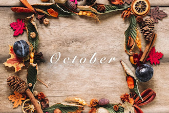 October – A Year Older, A Year Wiser