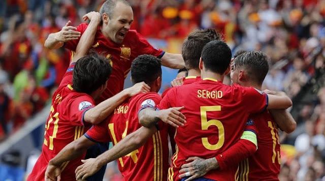 España vs Turquia en vivo Eurocopa 2016