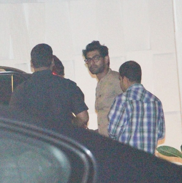 Prabhas and Rana Daggubati Party Hard with Celebs at Karan Johar's House