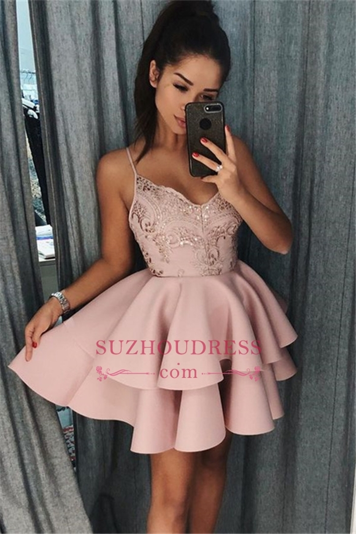 https://www.suzhoudress.com/i/sexy-pink-a-line-spaghetti-straps-appliques-homecoming-dress-23201.html