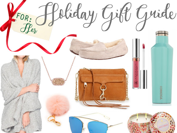 Holiday Gift Guide: Him & Her