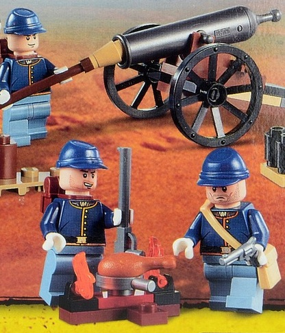 Interpreting the Civil War: Building the War One Brick at a Time