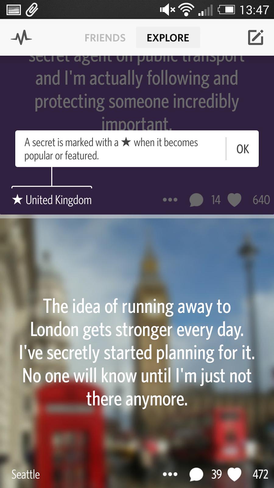 Secret 解除分享焦慮的社交 App ,對朋友匿名寫真心話 secret-15