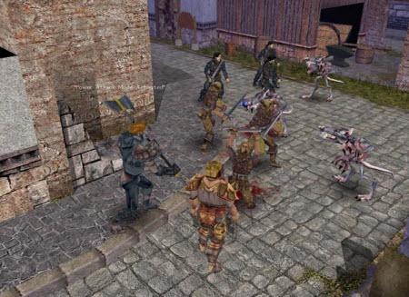 Imagen del juego Neverwinter Nights (2002)
