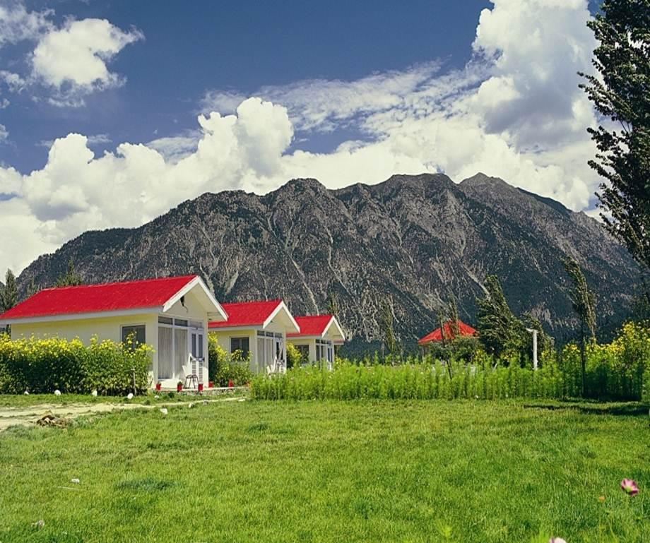 PTDC Motel, Kalam, Swat Valley, Pakistan