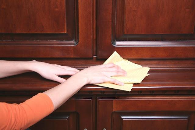 6 cách xử lý đồ gỗ khi bị mốc