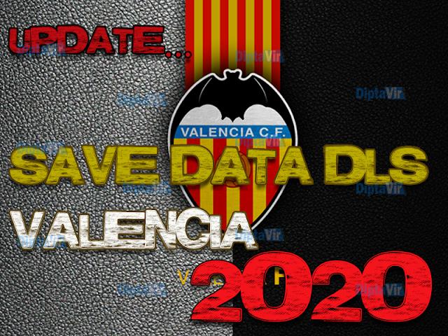 SAVE-DATA-DLS-VALENCIA-SEASON-2020-2021