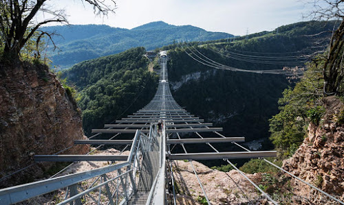 Skybridge - Sochi - Maior ponte suspensa para pedestres do mundo