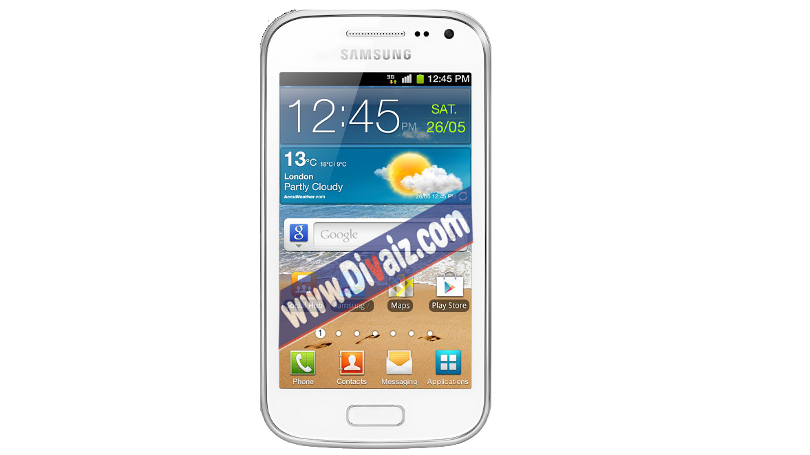 Cara Flash Samsung Galaxy Ace 2 I8160 Via Odin 100% Work