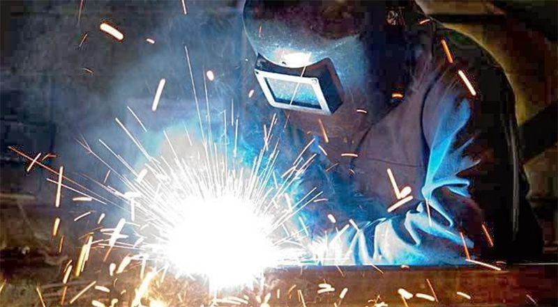 kerja welding