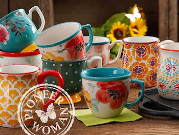 The Harris Sisters Pioneer Woman S New Kitchenware Line