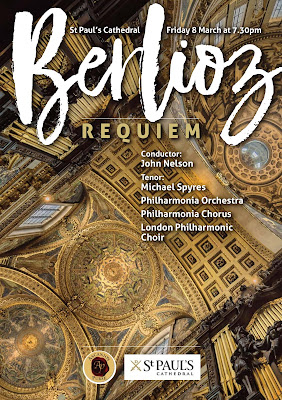 Berlioz: Requiem - St Paul's Cathedral