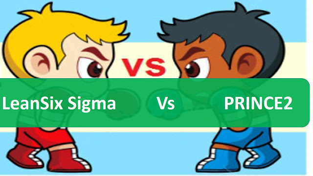 Lean Six Sigma Vs PRINCE2