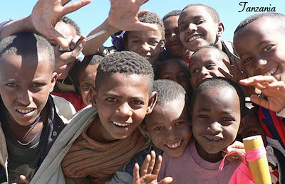 Improve the World (and Yourself) One Grateful Child at a Time