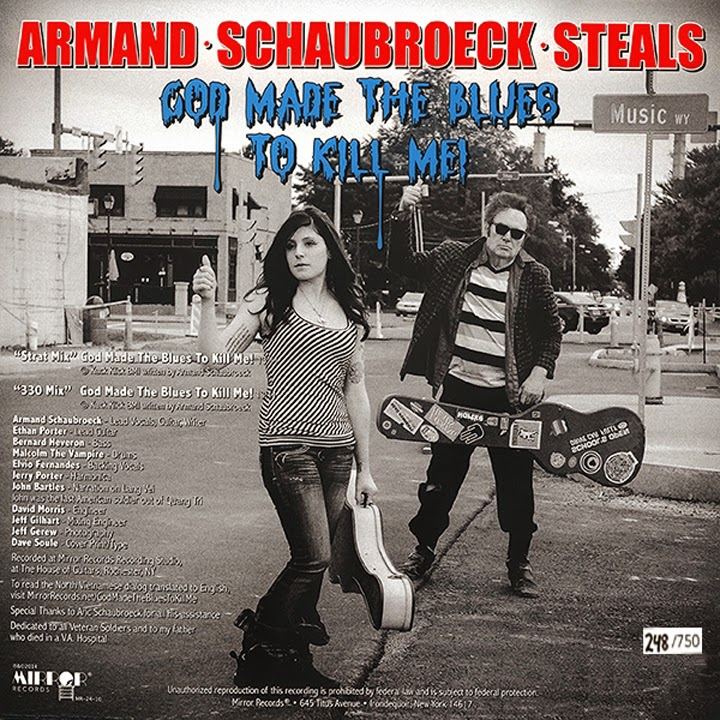 Armand Schaubroeck Steals - A Lot Of People Would Like To See Armand Schaubroeck ... DEAD
