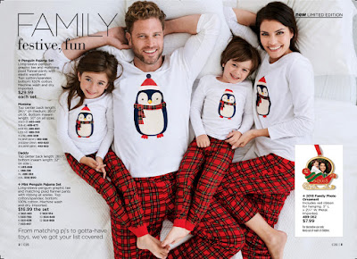 avon catalog 25 penguin pajamas
