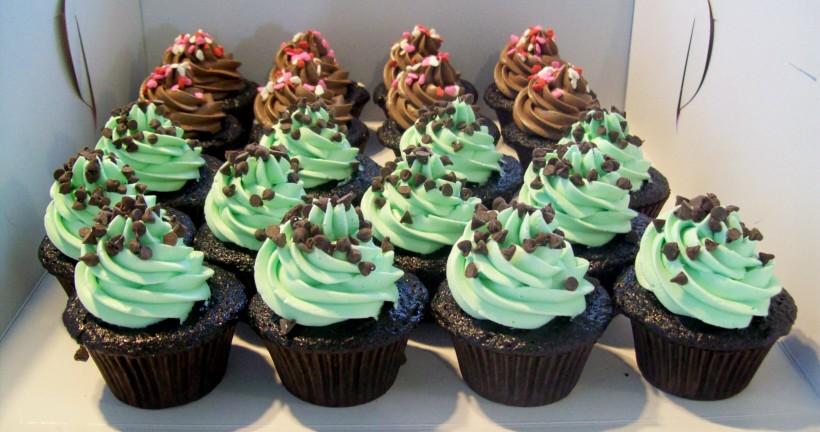 Lizzy S Petite Cupcakes 6 Dozen Cupcake Assortment