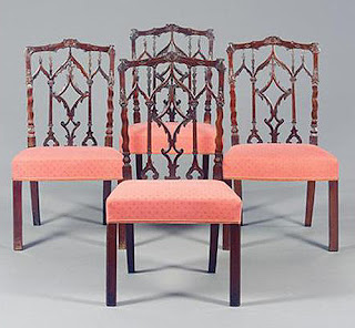 Historia del mueble y de la decoraci n interiorista 18 - Sillas chippendale ...